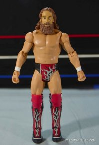 Mattel WWE Battle Pack - Triple H vs Daniel Bryan -front view Daniel Bryan