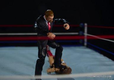 Mattel WWE Battle Pack - Triple H vs Daniel Bryan -stomping Daniel Bryan