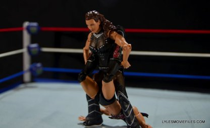 Mattel WWE Elite 37 Stephanie McMahon -Boston Crab