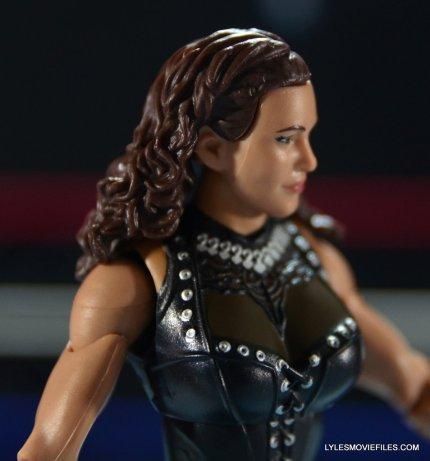 Mattel WWE Elite 37 Stephanie McMahon -corset closeup