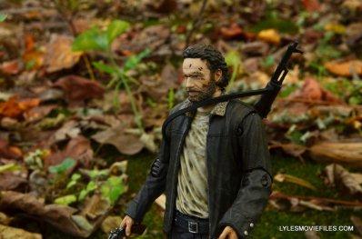 McFarlane Toys Walking Dead Rick Grimes Series 8 -left side