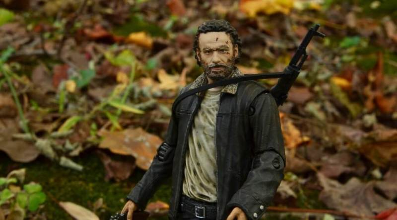 McFarlane Toys Walking Dead  Rick Grimes Series 8 -main pic