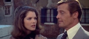 Moonraker - Holly Goodhead and James Bond