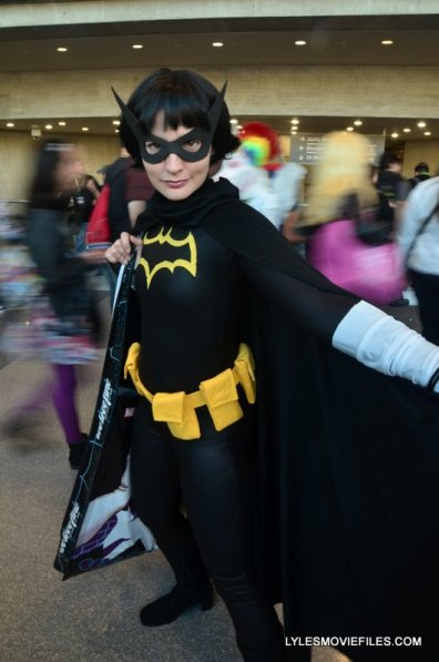 New York Comic Con 2015 cosplay -Batgirl