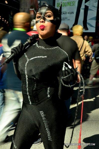 New York Comic Con 2015 cosplay - Batman Returns Catwoman
