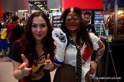 New York Comic Con 2015 cosplay - Cactus Jack and Mankind