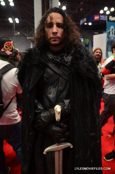 New York Comic Con 2015 cosplay - Game of Thrones Jon Snow