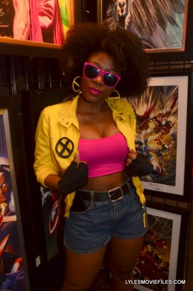 New York Comic Con 2015 cosplay - Jubilee 3