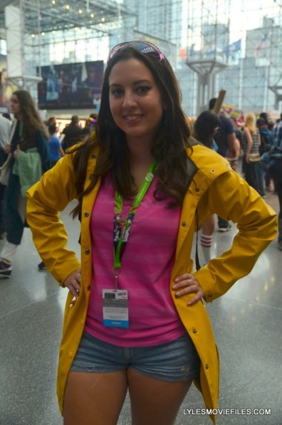 New York Comic Con 2015 cosplay - Jubilee