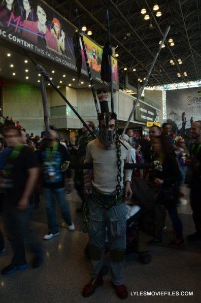 New York Comic Con 2015 cosplay - Mad Max