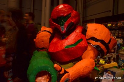 New York Comic Con 2015 cosplay - Metroid
