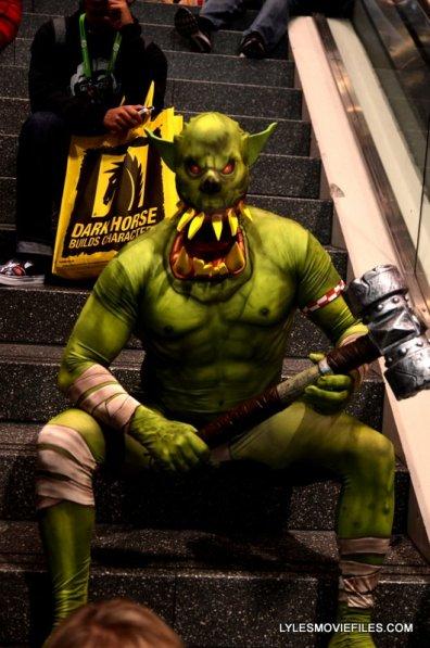 New York Comic Con 2015 cosplay - Ogre