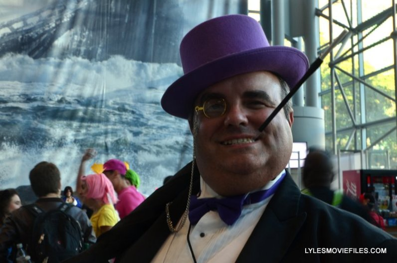 New York Comic Con 2015 cosplay - Penguin Super Powers 2