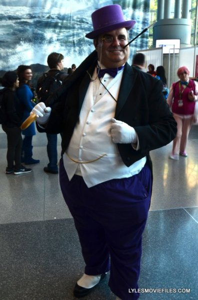 New York Comic Con 2015 cosplay - Penguin Super Powers
