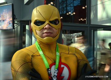New York Comic Con 2015 cosplay - Reverse Flash
