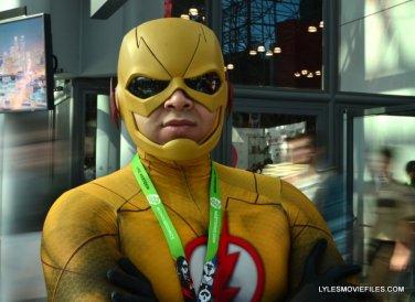 New York Comic Con 2015 cosplay - Reverse Flash