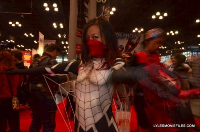 New York Comic Con 2015 cosplay - Silke