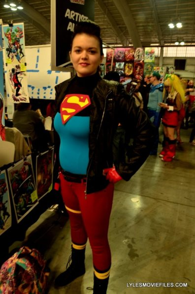 New York Comic Con 2015 cosplay - Supergirl