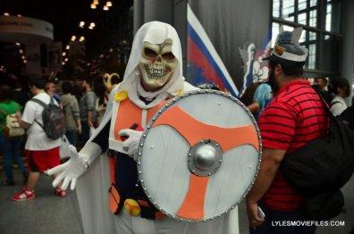 New York Comic Con 2015 cosplay -Taskmaster