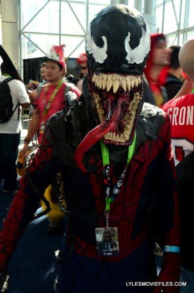 New York Comic Con 2015 cosplay - Venom