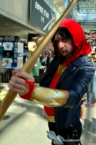 New York Comic Con 2015 cosplay - Wonder Man