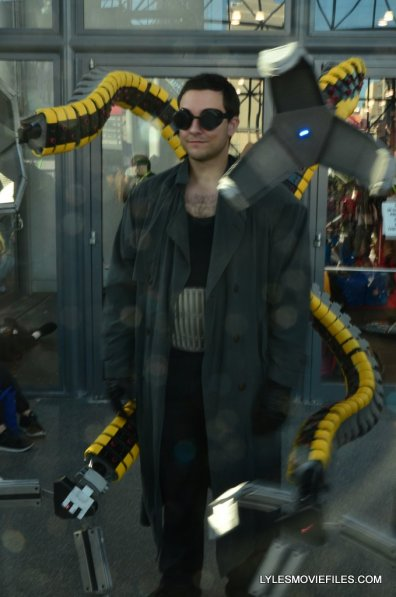 New York Comic Con cosplay - Doc Ock