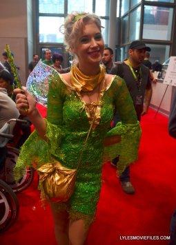 New York Comic Con cosplay - Tinkerbell