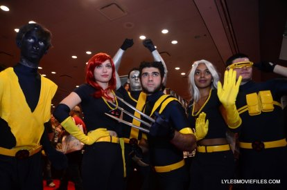 New York Comic Con cosplay - Ultimate X-Men team cosplay