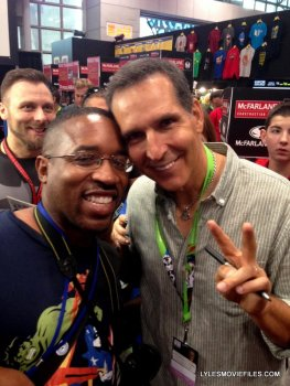 NYCC'15 - me and Todd McFarlane