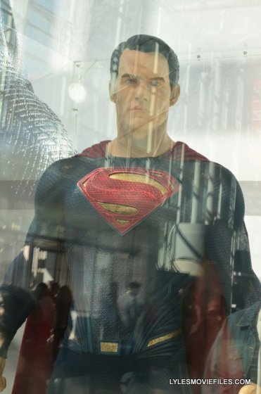 NYCC'15 -Superman suit from Batman v Superman