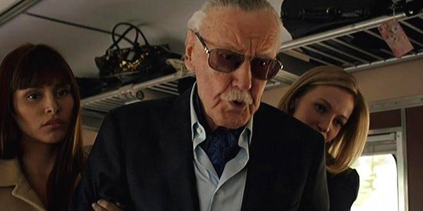 Stan Lee Agents of SHIELD cameo