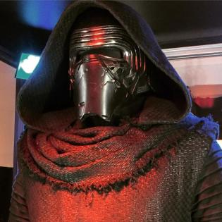 Star Wars Episode VII - The Force Awakens - Kylo Ren outfit
