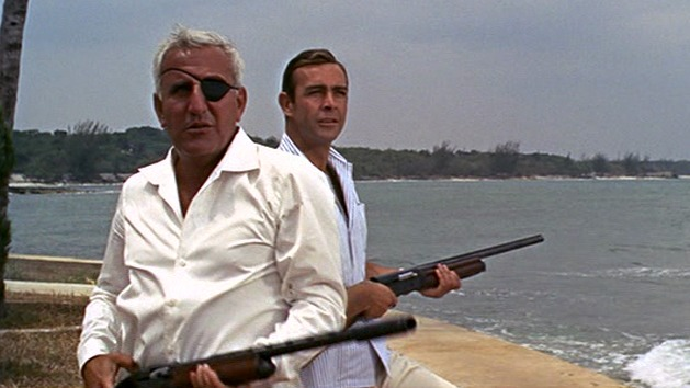 Thunderball -Largo and Bond