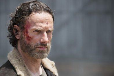walking dead Rick Grimes actor likeness