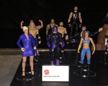 WWE Ringside Fest Mattel Basic Series