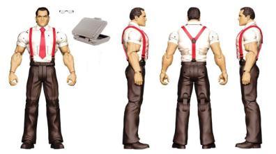 WWE Ringside Fest Mattel Elite 40 IRS