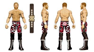 WWE Ringside Fest Mattel Elite 40 Sami Zayn