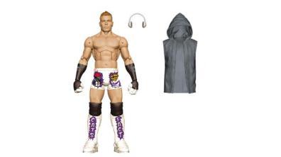 WWE Ringside Fest Mattel Elite 40 Tyson Kidd