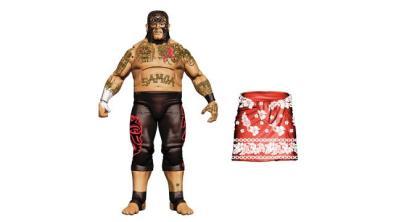 WWE Ringside Fest Mattel Elite 40 Umaga
