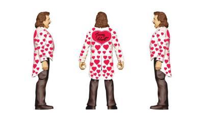 WWE Ringside Fest Mattel Jimmy Hart