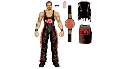 WWE Ringside Fest Mattel Kevin Nash