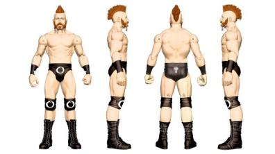 WWE Ringside Fest Mattel Sheamus