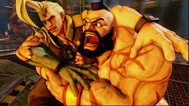 Zangief Street Fighter 5 -_ca_mid vs Charlie