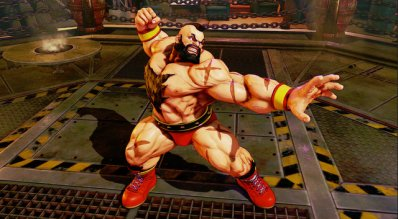 Zangief Street Fighter 5 -charge_punch