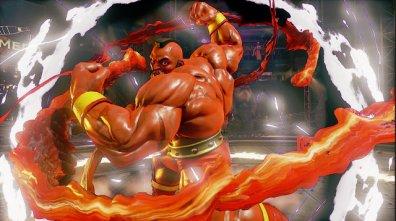 Zangief Street Fighter 5 -vtrigger