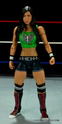 WWE Mattel Basic AJ Lee - front detail2