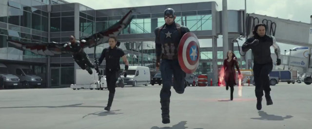 """Captain America Civil War"" - The Avengers"