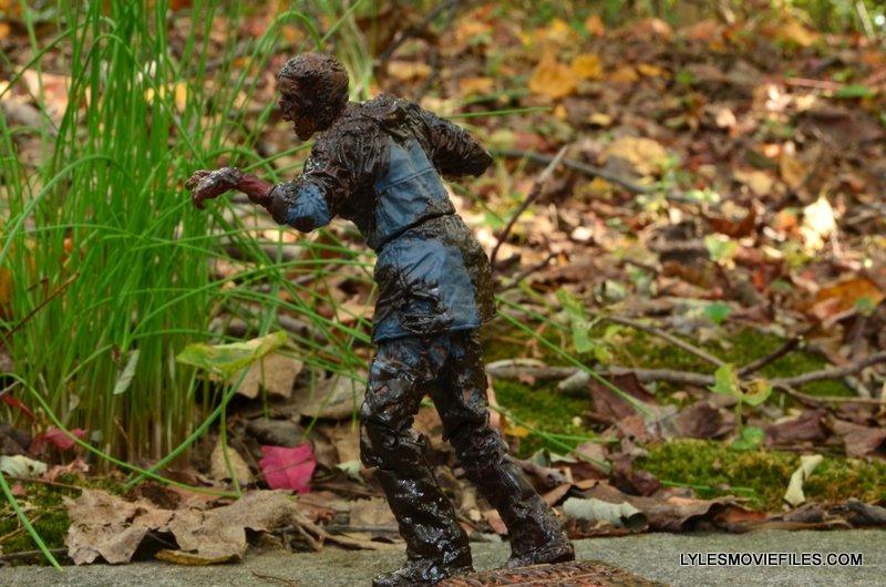 McFarlane Toys Walking Dead Mud Walker - left side