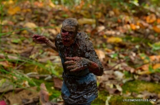 McFarlane Toys Walking Dead Mud Walker - wide shot
