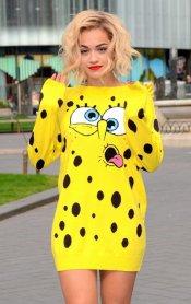 rita ora spongebob squarepants dress